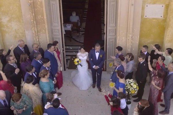 Kristy and Joseph's Wedding Video